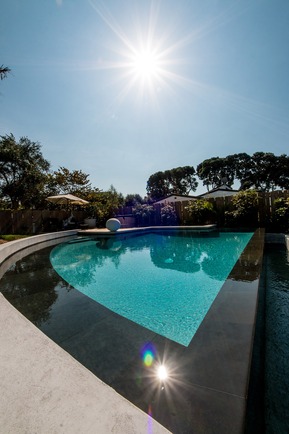 Swimming Pool Design Projects And Photos Mark Cashmore
